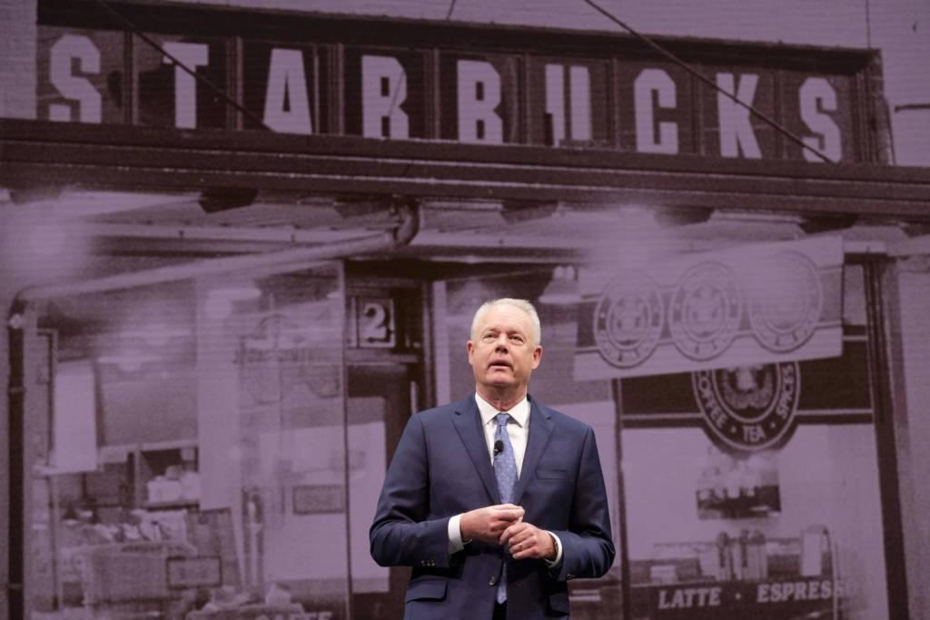 Starbucks CEO's Response After Arrests Of 2 Black Men: 'I Am Accountable'