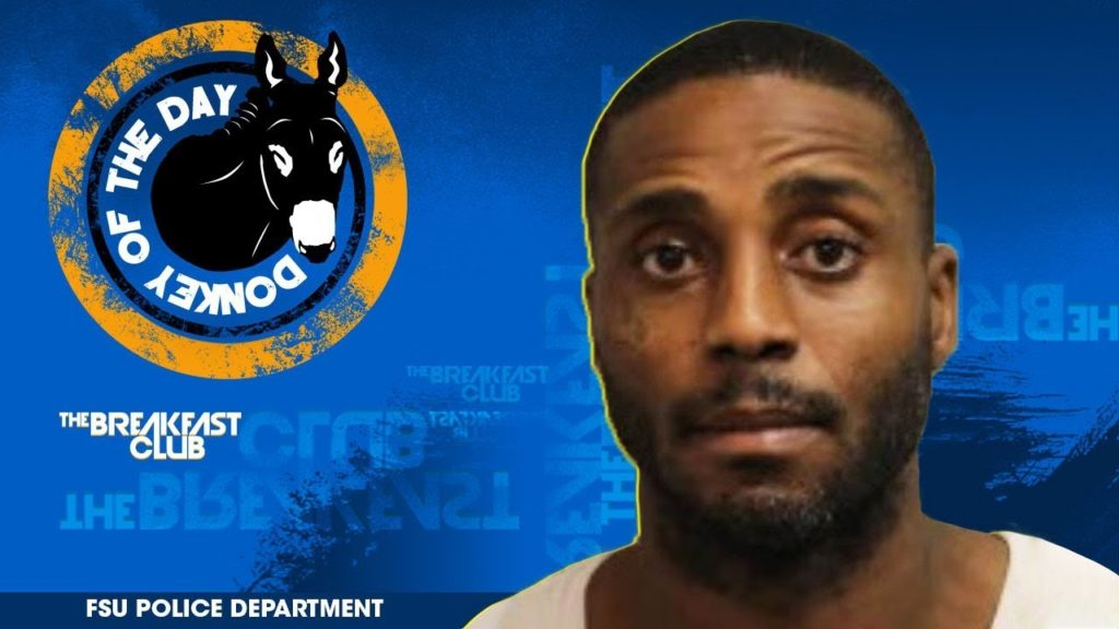 Florida Man Rodney Jermaine Joyner Awarded Donkey Of The Day For Robbery + Blaming Haitian Girlfriend For Putting Voodoo On Him