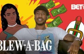 Iman Shumpert On BET's 'Blew A Bag'