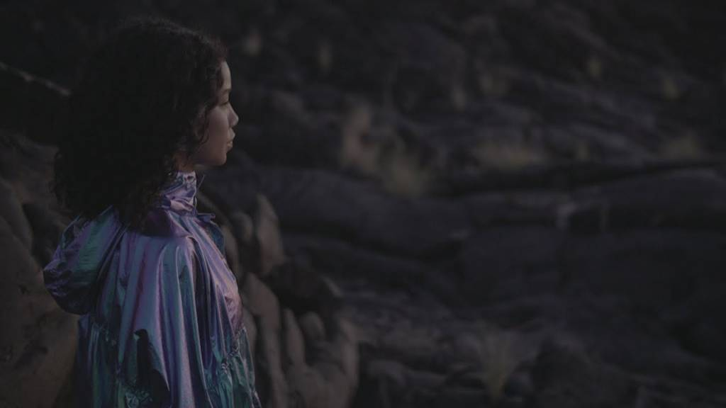 Video: Jhené Aiko - Triggered (Freestyle)