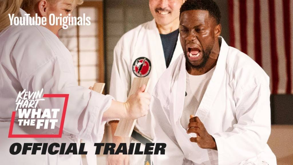 1st Trailer For 'Kevin Hart: What The Fit Season 2' Web Series