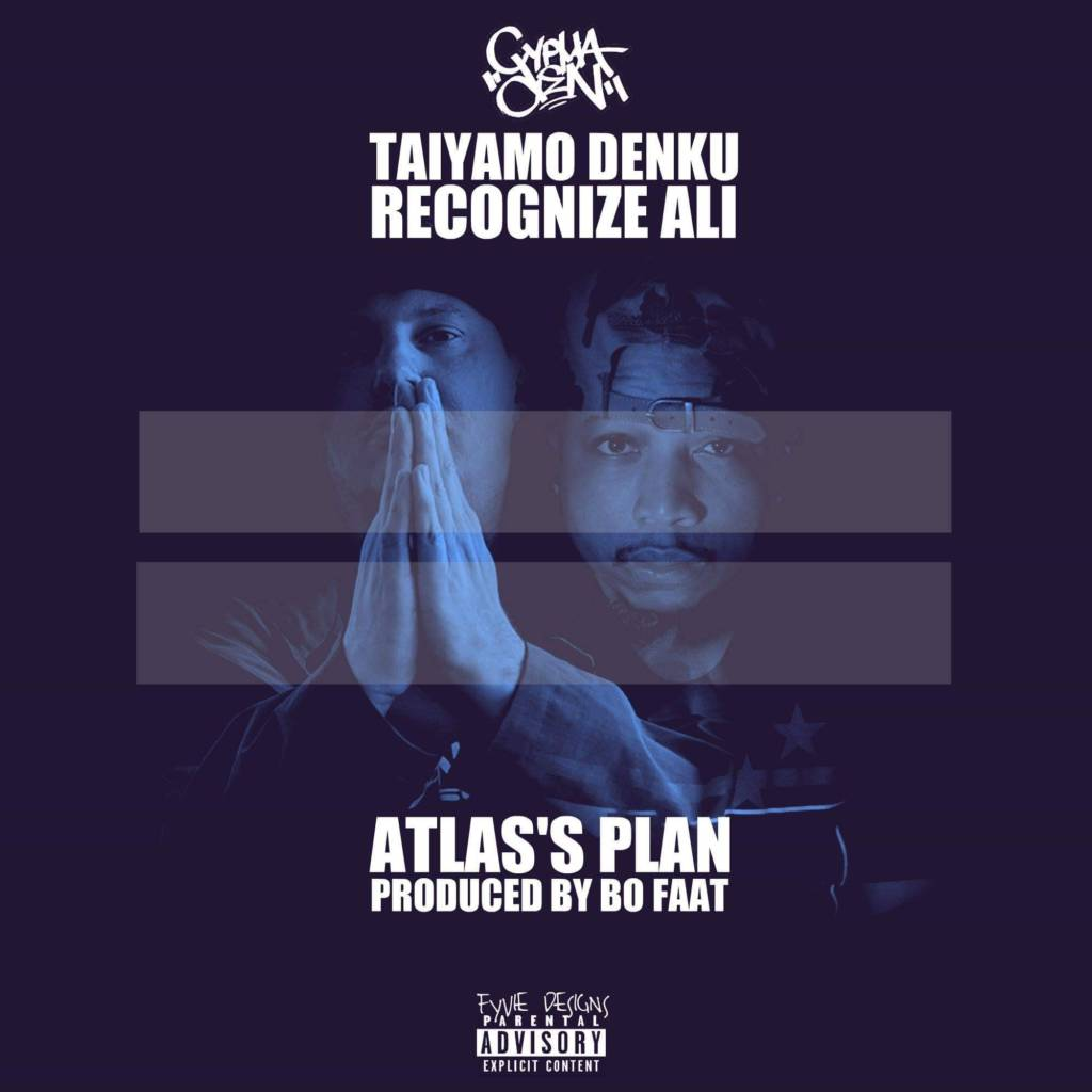 MP3: Taiyamo Denku feat. Recognize Ali - Atlas Plan [Prod. BoFaat]