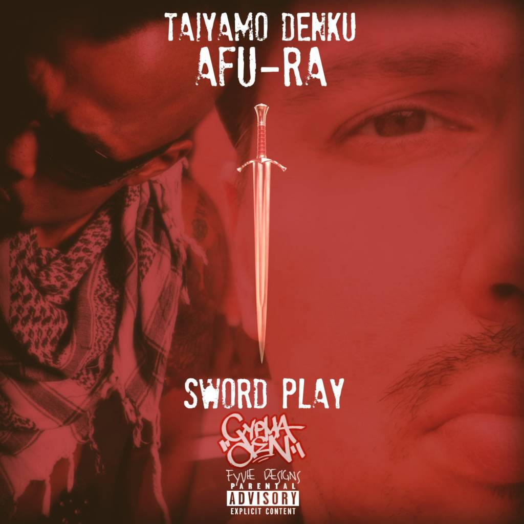MP3: Taiyamo Denku feat. Afu-Ra - Swordplay [Prod. Dcypha]