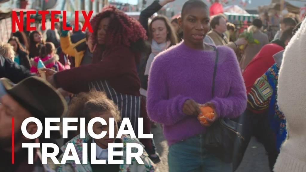 1st Trailer For Netflix Original Movie 'Been So Long' Starring Michaela Coel (#Netflix #BeenSoLong #MichaelaCoel)