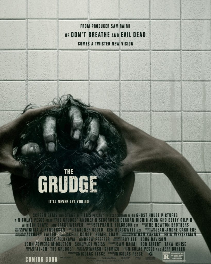 1st Trailer For 'The Grudge (2020)' Movie