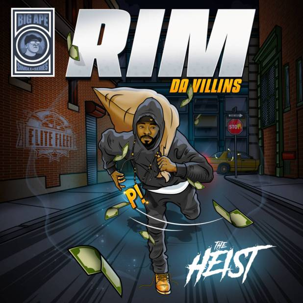 Video: Rim (of Da Villins) & Big Ape - The Heist (@DaVillins)