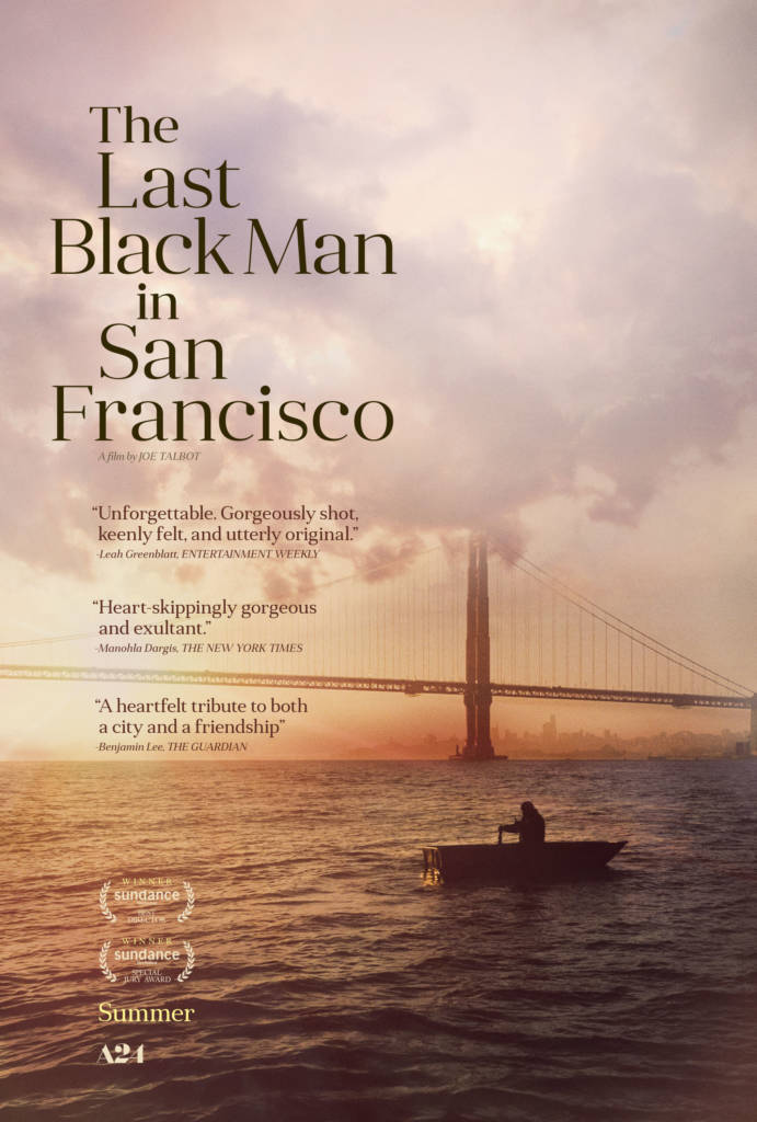 1st Trailer For 'The Last Black Man In San Francisco' Movie