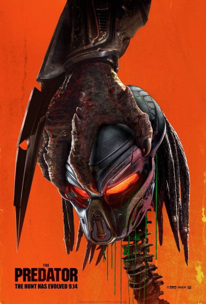 2nd Trailer For 'The Predator' Movie (#ThePredator)