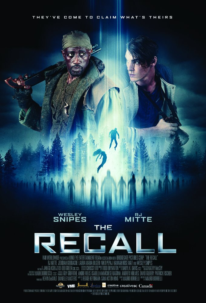 1st Trailer For 'The Recall' Movie Starring Wesley Snipes