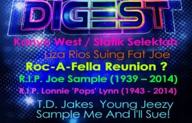 Radio: The @HipHopDigest Show: The Roc Reunion???