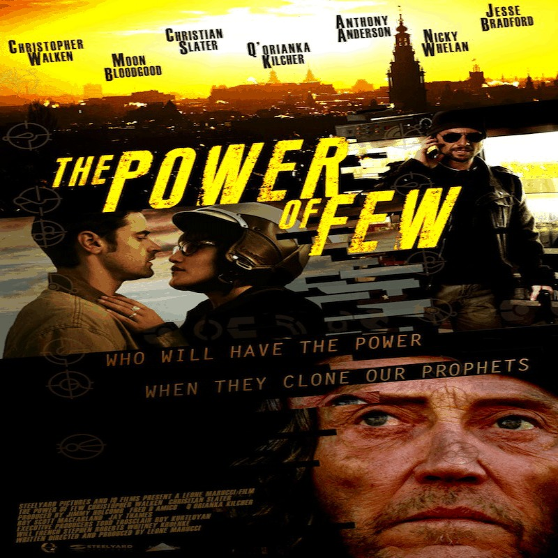 The Power Of Few » Trailer [Starring Christopher Walken, Anthony Anderson, & Juvenile]