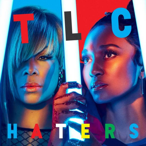 Peep The Artwork & Tracklisting For TLC's Upcoming Final Album
