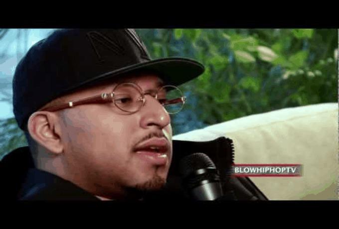 @BlowHipHopTV (@FlashBlowHipHop) Interview: @40oz_VAN