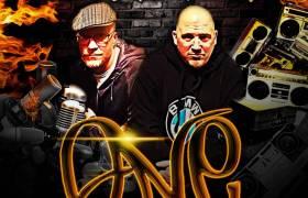 Tone Chop & Frost Gamble - ONE [Album Artwork]
