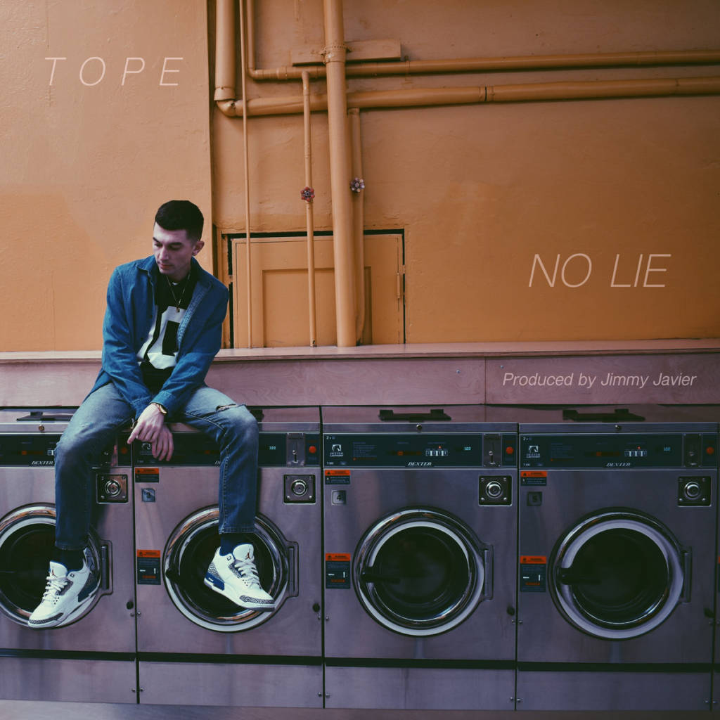 MP3: TOPE - No Lie [Prod. Jimmy Javier]