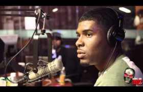DJ Whoo Kid interviews Ramses Barden