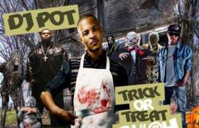 Trick Or Treat B!#@H Front Cover