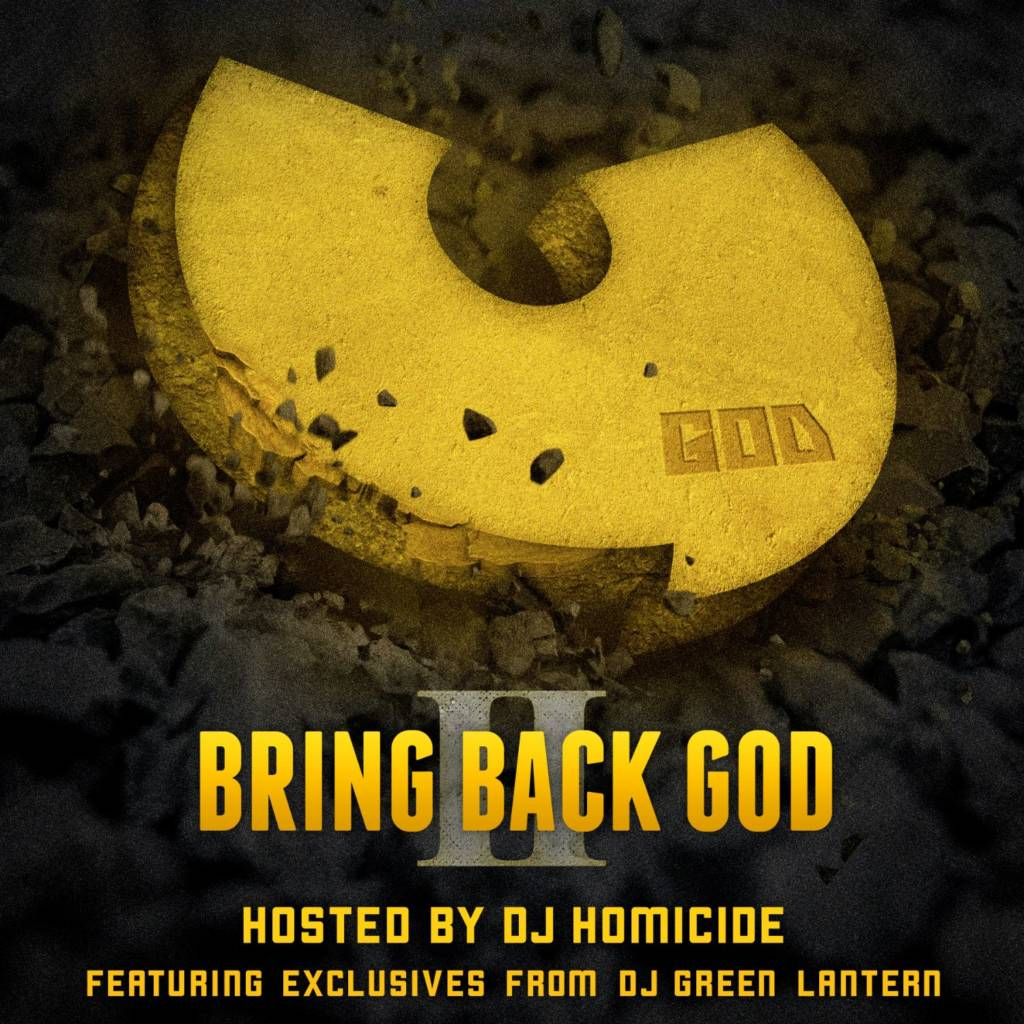 Stream U-God's (@UGodOfWuTang) 'Bring Back God II' Mixtape