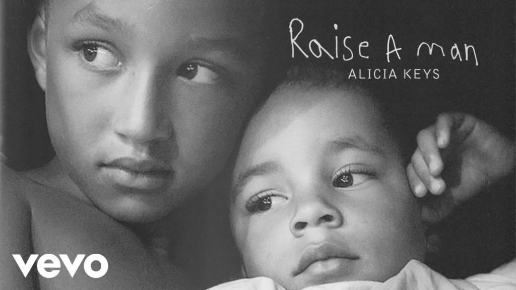 MP3: Alicia Keys - Raise A Man