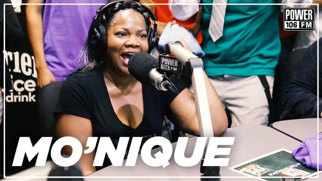 Mo'Nique Sends Message To Cardi B & Nicki Minaj + Addresses Katt Williams/Kevin Hart Beef On The Cruz Show (@MoWorldwide @JCruz106)