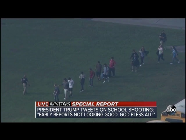 Multiple Fatalities & Injuries Reported In Texas High School Shooting