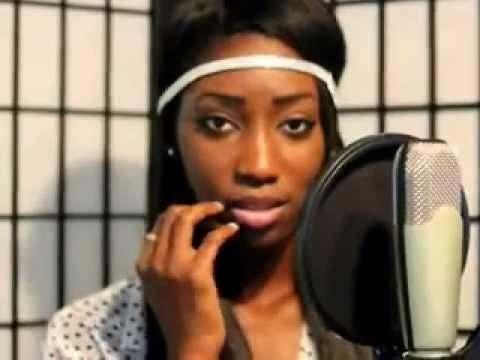 "@KarenaClarke Sings Rihanna's ""Diamonds"""