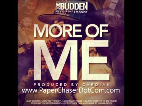 @JoeBudden (feat. @TheOnlyEmanny) » More Of Me (Prod. By @CardiakFlatline) [Audio]