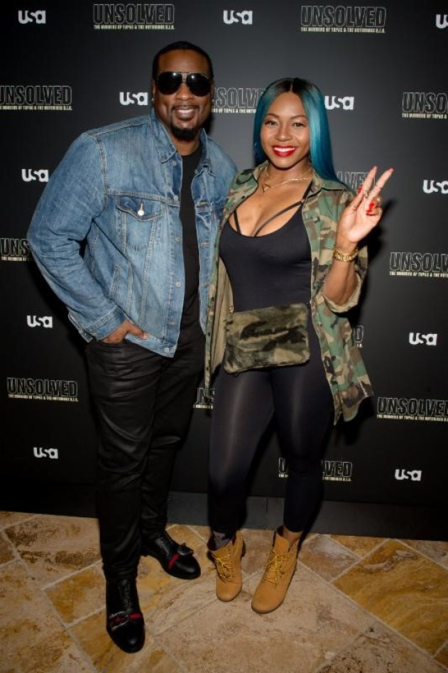 Big Boi, Andre 3000, Luke James, & More Attend USA Network Screening [#UnsolvedUSA]