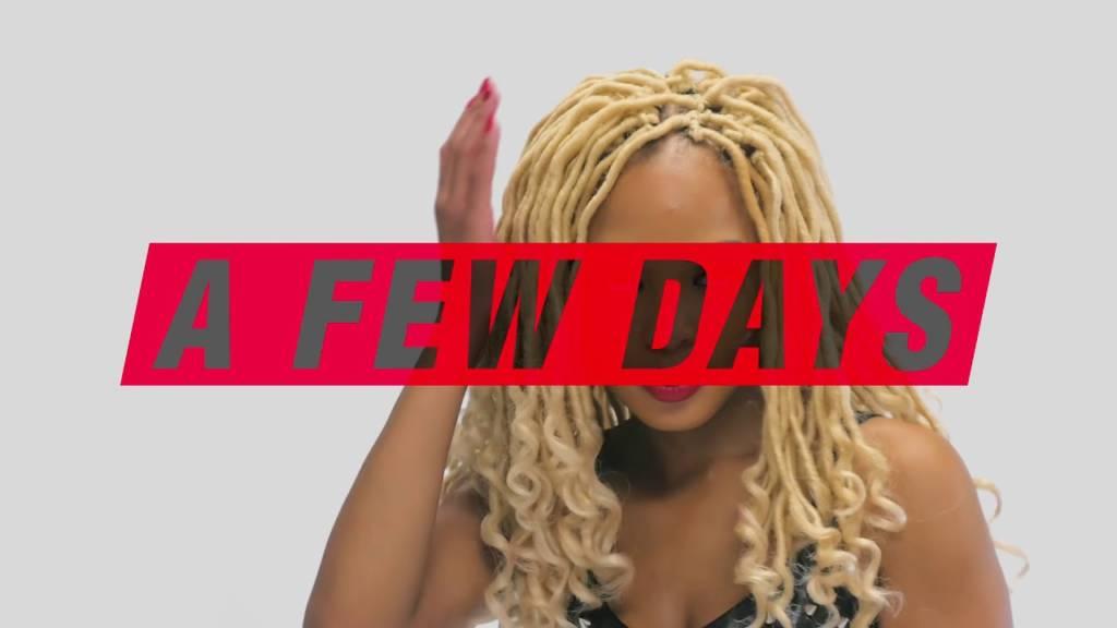 Video: Ami Miller - A Few Days [Dir. By Zar Billions]