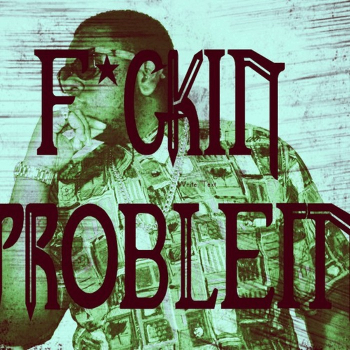 Jon Muldrow (@MrJonMuldrow) » Fuckin Problem (Freestyle) [MP3]