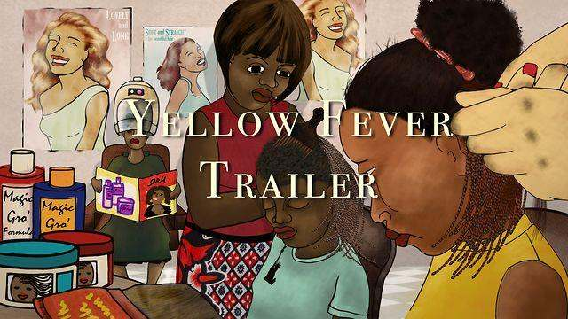 Yellow Fever 2012 » Mixed-Media Film Trailer [Dir. By @Pendiliscious]