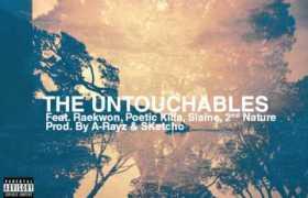 The Untouchables track by Poetic Killa, Raekwon, Slaine, & 2nd Nature