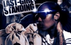 Last Girl Standing EP by Lady Flossa
