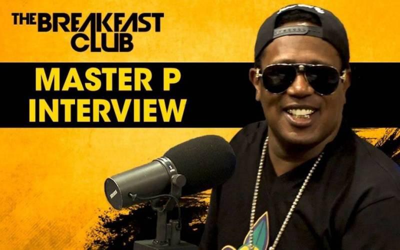 Master P Talks Kodak Black, His New Documentary, His Basketball League, & More w/The Breakfast Club