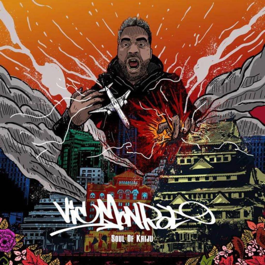 MP3: Vic Monroe feat. Ruste Juxx & DJ Grazzhoppa - Rap Monsta [Prod. The SOULution]
