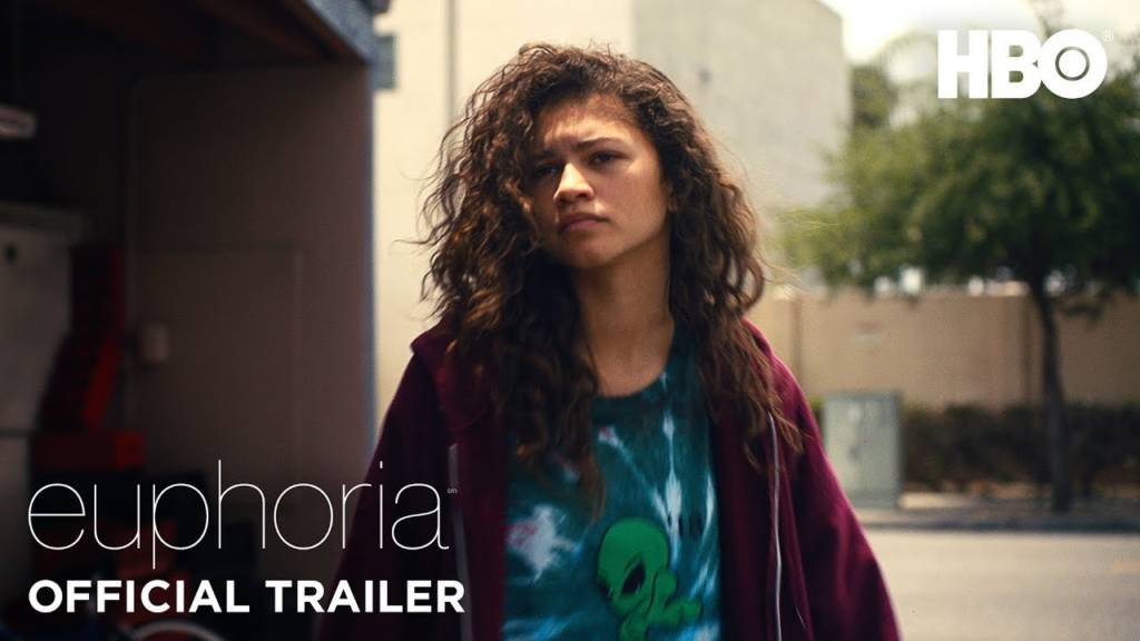 Official Trailer For Drake's HBO Original Series 'Euphoria' Starring Zendaya
