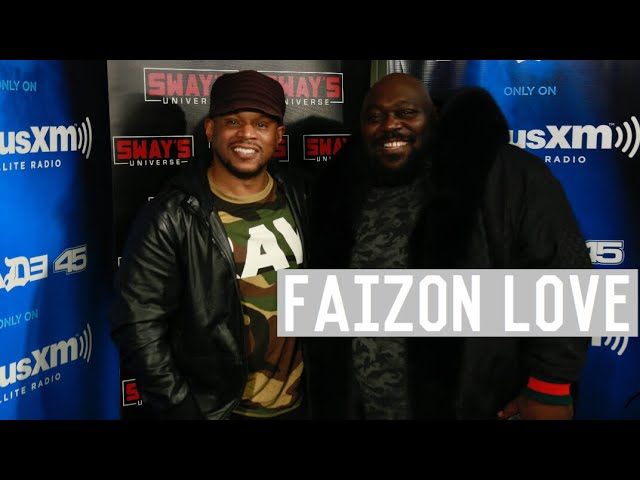 Faizon Love Says 'Fuck Judd Apatow' & Dave Chappelle Isn't The King Of Comedy On Sway In The Morning