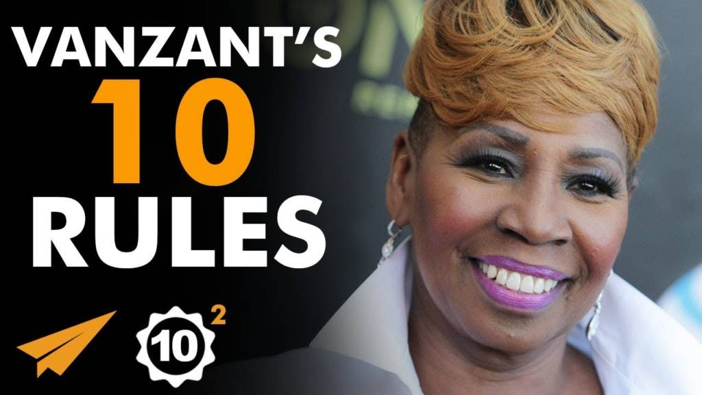 'Do Not Accept The Unacceptable!' These Are Iyanla Vanzant's Top 10 Rules For Success…