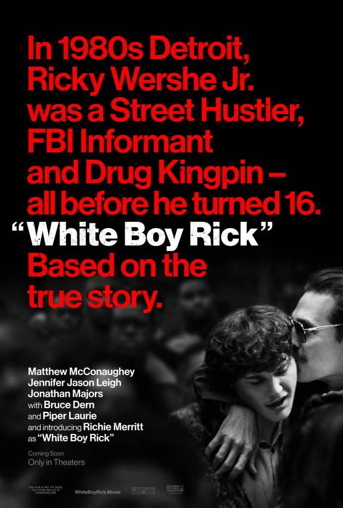1st Trailer For 'White Boy Rick' Movie (#WhiteBoyRickMovie)