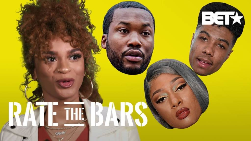 Melii Reacts To Megan Thee Stallion, Blueface, Tory Lanez, & Rah Digga's Bars On BET's 'Rate The Bars'