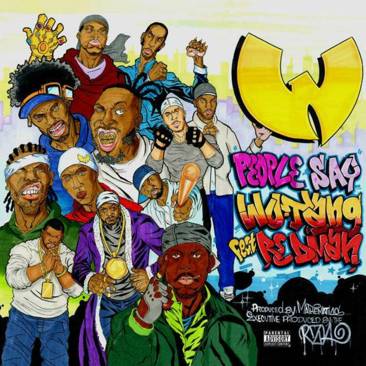 MP3: Wu-Tang Clan feat. Redman - People Say