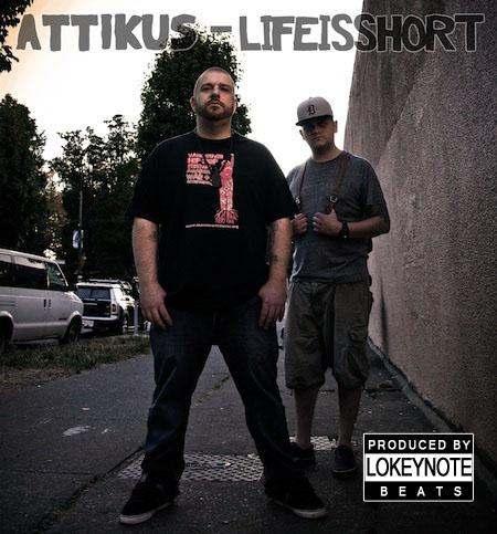 Attikus (@BigAttikus) » Life Is Short (Prod. By @LoKeynote) [MP3]