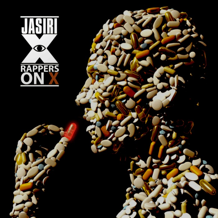 @Jasiri_X » Rappers On X [Mixtape]