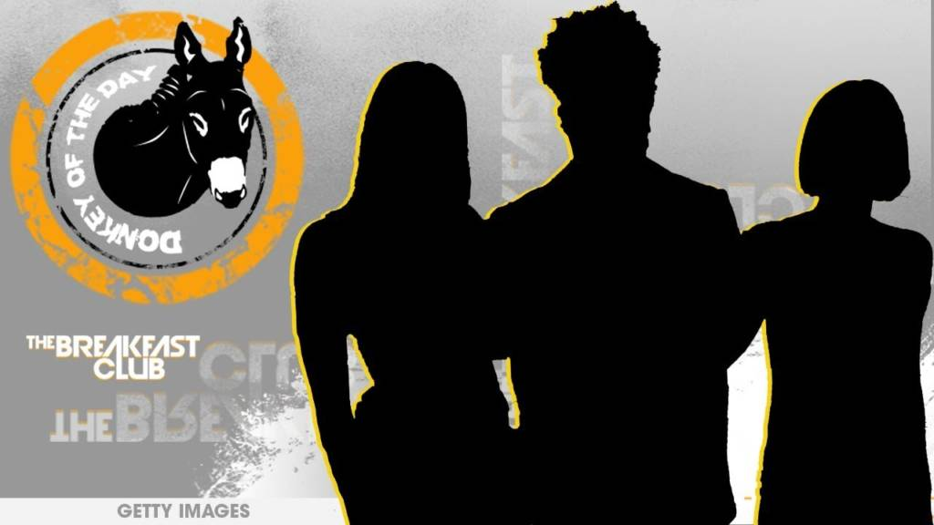 Charlamagne Tha God Awards Donkey Of The Day To People Celebrating National Side Chick Day After Valentine's Day