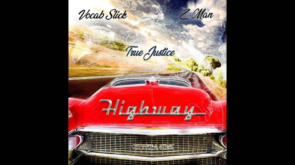 Video: DJ True Justice feat. Vocab Slick & Z-Man - Highway