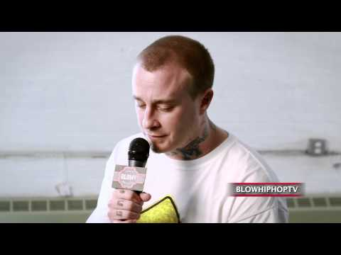 @BlowHipHopTV (@ChuckChillery) Interview: Lil Wyte (@Lil_Wyte_)