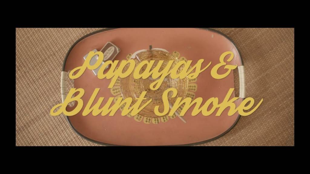 #Video: J.Lately - Papayas & Blunt Smoke (@JustLately @El_Space_Cadet @MissEricaEng)