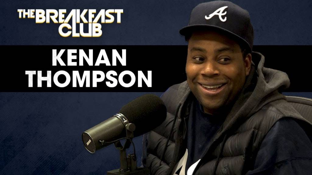 Kenan Thompson Talks Longevity On SNL, Nickelodeon Reboots, Steve Harvey Impressions, & More w/The Breakfast Club (@OfficialKenan)