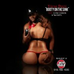 Audio: @YoungDizzy1 (feat. @ClydeCarson & @DIGTL_Ted) » Booty On The Sink (Remix)