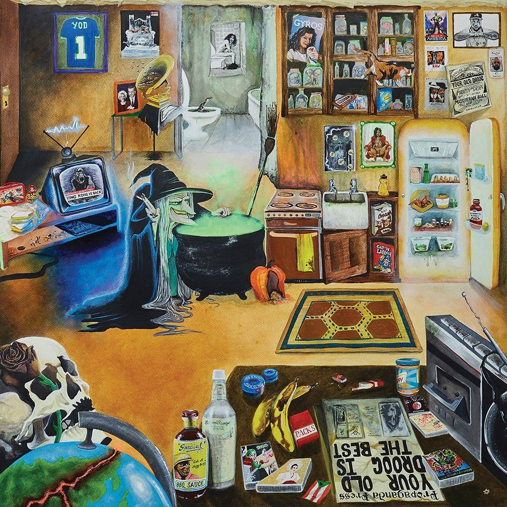 Stream Your Old Droog's 'It Wasn't Even Close' Album